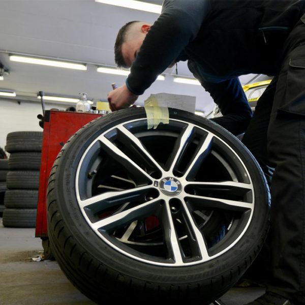 centrale Piron - Des pneus adaptés à votre voiture